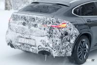 「グリルは「ソコソコ」拡大。BMW X4M改良新型、ブルーブレーキキャリパー初装着!」の14枚目の画像ギャラリーへのリンク