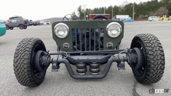 静岡工科自動車大学校jeep leberatio