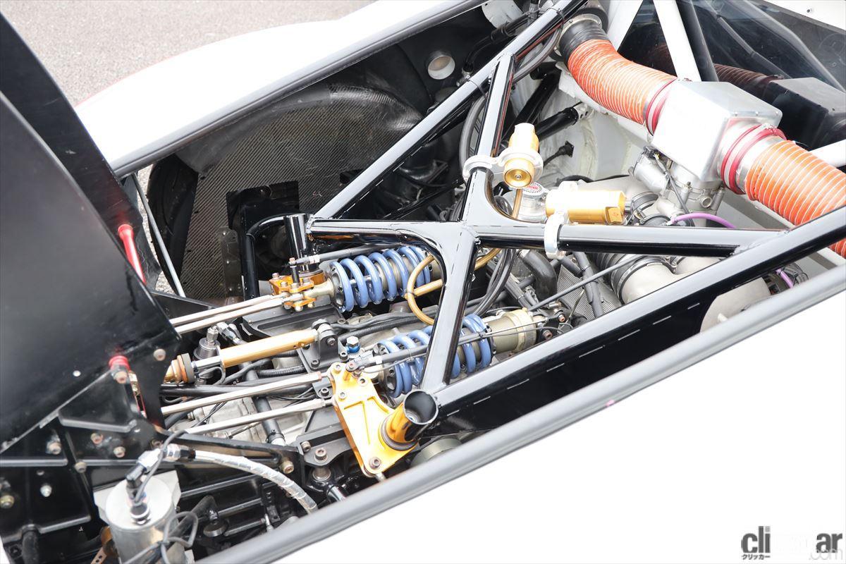 M's Cayman GT3