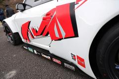 M's Cayman GT3のサイドステップ