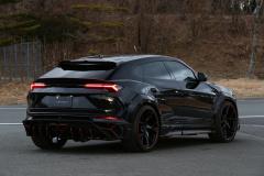 Masnory Urus Lamborghiniリヤスタイル