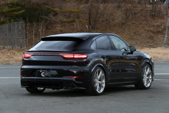TECHART Cayenne Coupeリヤスタイル