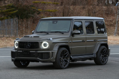 URBAN AUTOMOTIVE AMG G63URBAN AUTOMOTIVE AMG G63フロントスタイル
