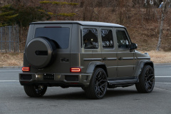 URBAN AUTOMOTIVE AMG G63リヤスタイル