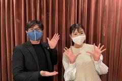 安東さんとパシャリ