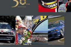 日本レース写真家協会(JRPA)50周年記念写真集