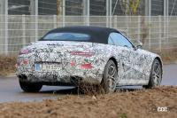 「メルセデスAMG SL次世代型、トップグレードには800馬力の「73e」を設定か!?」の9枚目の画像ギャラリーへのリンク