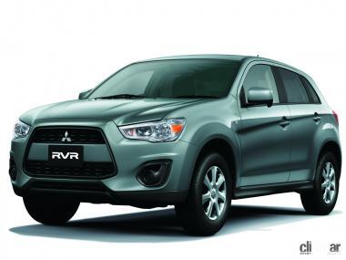 2010年発売のRVR