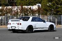 VR32 GT-R Ver.2021のリヤビュー