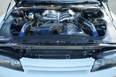VR32 GT-R Ver.2021のエンジン
