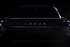 レクサス EV コンセプト