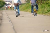 自転車風景