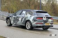 ベントレー ベンテイガの派生モデルが続々開発中。第1弾はEWB - Spy shot of secretly tested future car