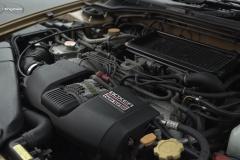 BH5のエンジン
