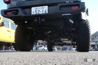 全長5.5m! ジープ・ラングラーベースのピックアップトラックをRINEIがカスタマイズすると!?【東京オートサロン2021】 - clicccar TAS2 184