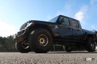 全長5.5m! ジープ・ラングラーベースのピックアップトラックをRINEIがカスタマイズすると!?【東京オートサロン2021】 - clicccar TAS2 192