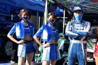 川畑真人選手とTeam TOYO TIRES DRIFT GALS