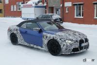 驚異的人気に衰えなし! BMW「M4コンバーチブル」、6月デビューへ準備万端 - BMW M4 Convertible 11