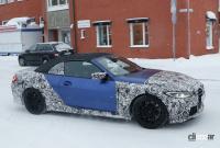 驚異的人気に衰えなし! BMW「M4コンバーチブル」、6月デビューへ準備万端 - BMW M4 Convertible 12