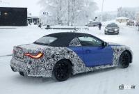 驚異的人気に衰えなし! BMW「M4コンバーチブル」、6月デビューへ準備万端 - BMW M4 Convertible 14