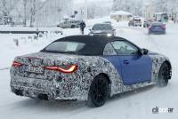 驚異的人気に衰えなし! BMW「M4コンバーチブル」、6月デビューへ準備万端 - BMW M4 Convertible 15