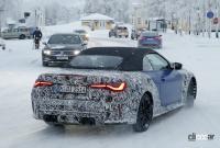 驚異的人気に衰えなし! BMW「M4コンバーチブル」、6月デビューへ準備万端 - BMW M4 Convertible 16