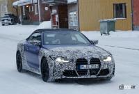 驚異的人気に衰えなし! BMW「M4コンバーチブル」、6月デビューへ準備万端 - BMW M4 Convertible 9