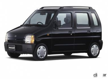 1993年発売スズキ・ワゴンR