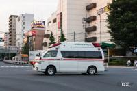 いつ起こるか分からない大規模地震、その時クルマはどうする? 東日本大震災体験者からの提案 - ambulance