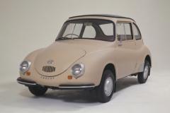 1958年発売のスバル360
