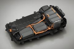MX-30EVのバッテリー