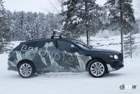 グローバルモデルとして発売の可能性も。ベントレーSUV「ベンテイガLWB」、ウィンターテスト開始! - Bentley Bentayga lwb 11