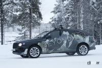 グローバルモデルとして発売の可能性も。ベントレーSUV「ベンテイガLWB」、ウィンターテスト開始! - Bentley Bentayga lwb 3