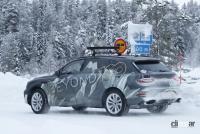 グローバルモデルとして発売の可能性も。ベントレーSUV「ベンテイガLWB」、ウィンターテスト開始! - Bentley Bentayga lwb 6
