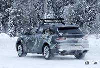 グローバルモデルとして発売の可能性も。ベントレーSUV「ベンテイガLWB」、ウィンターテスト開始! - Bentley Bentayga lwb 7