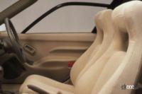 国際女性デー。国産量産車初のガルウィングドアを採用したトヨタ・セラがデビュー!【今日は何の日?3月8日】 - 1990年セラ(内装)