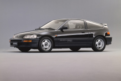 1987年発売の2代目「CR-X」
