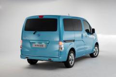 2014年発売のe-NV200(2)