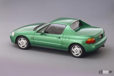 2002年発売の3代目CR-Xデルソン(2)