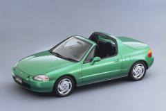 2002年発売の3代目CR-Xデルソン(1)