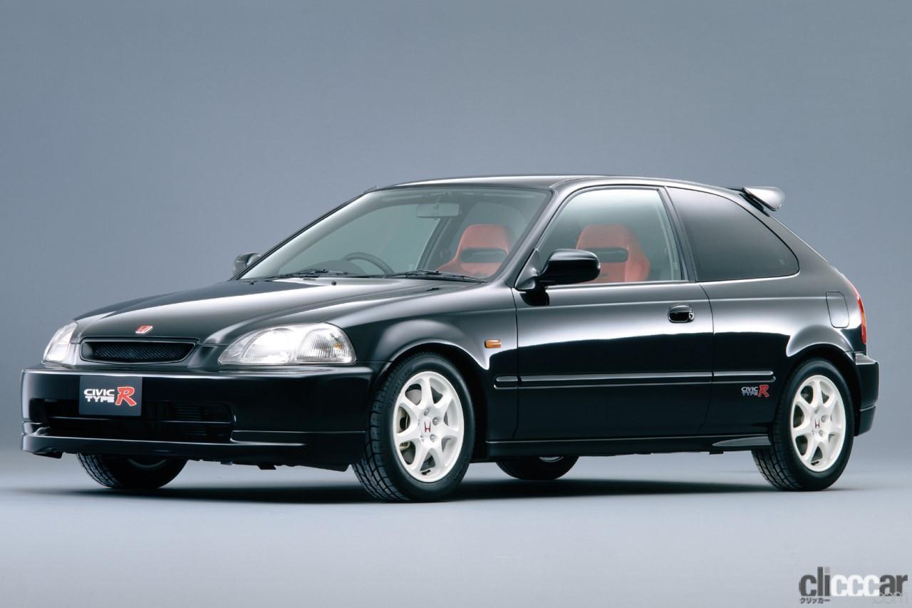 1997年初代シビックタイプR
