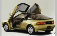 国際女性デー。国産量産車初のガルウィングドアを採用したトヨタ・セラがデビュー!【今日は何の日?3月8日】 - 1990年セラ