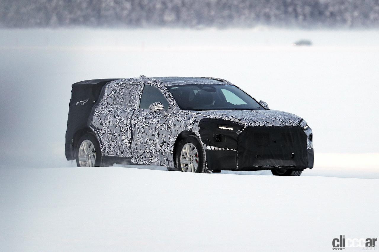 「目指せレガシィ アウトバック!? フォード モンデオ次期型、新クロスオーバーは「Evos」か?」の1枚目の画像