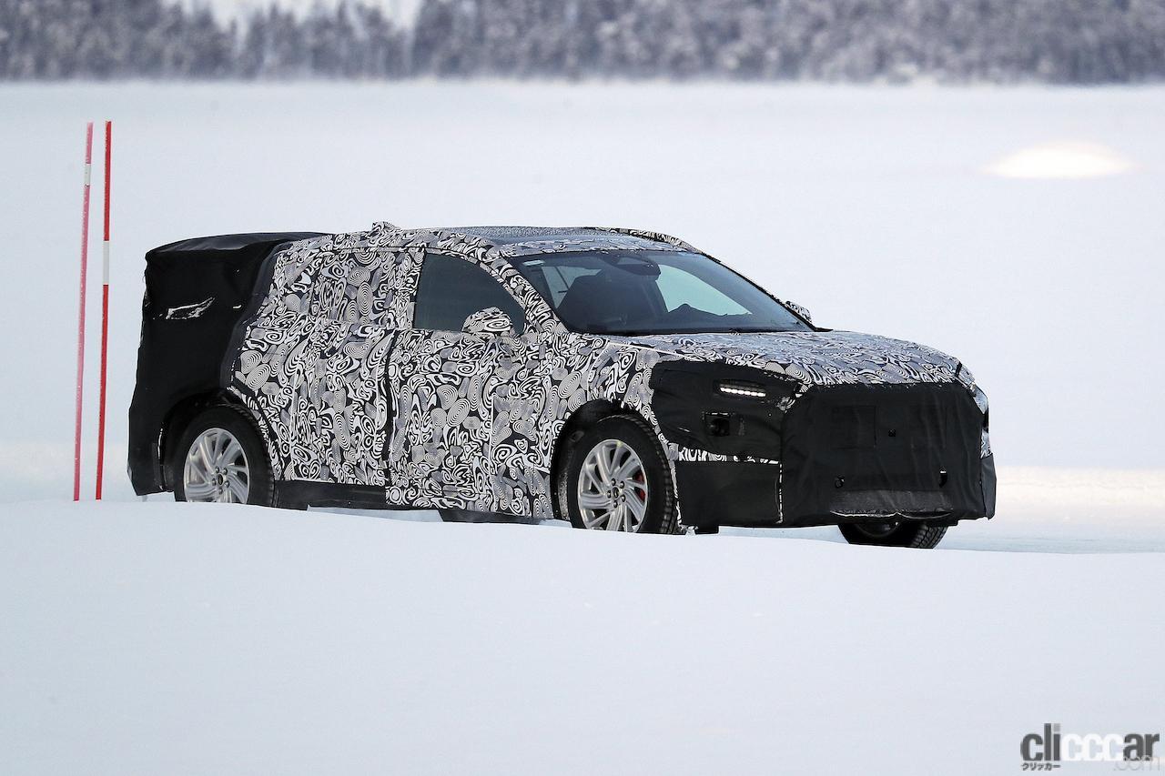 「目指せレガシィ アウトバック!? フォード モンデオ次期型、新クロスオーバーは「Evos」か?」の3枚目の画像