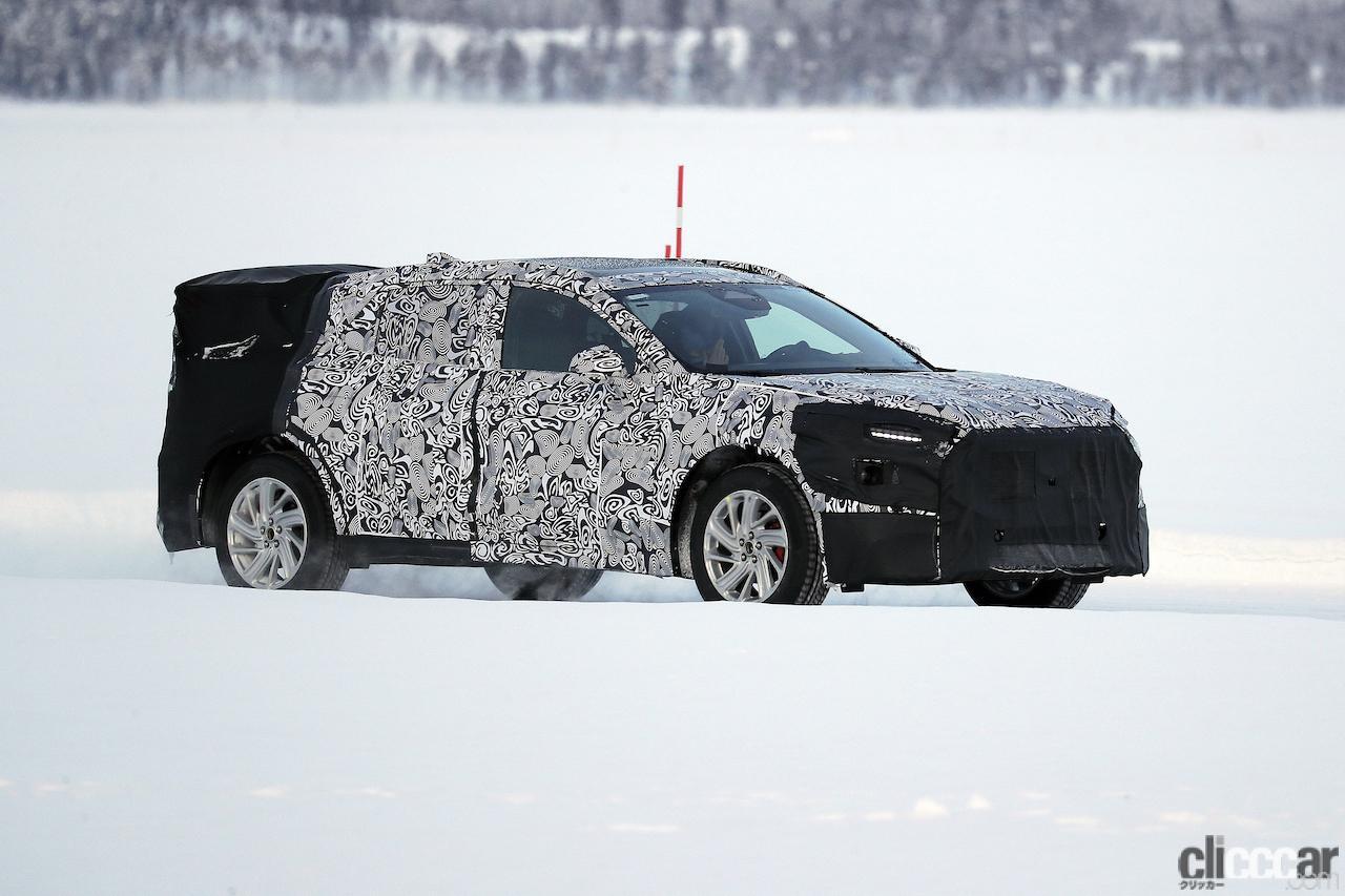 「目指せレガシィ アウトバック!? フォード モンデオ次期型、新クロスオーバーは「Evos」か?」の4枚目の画像