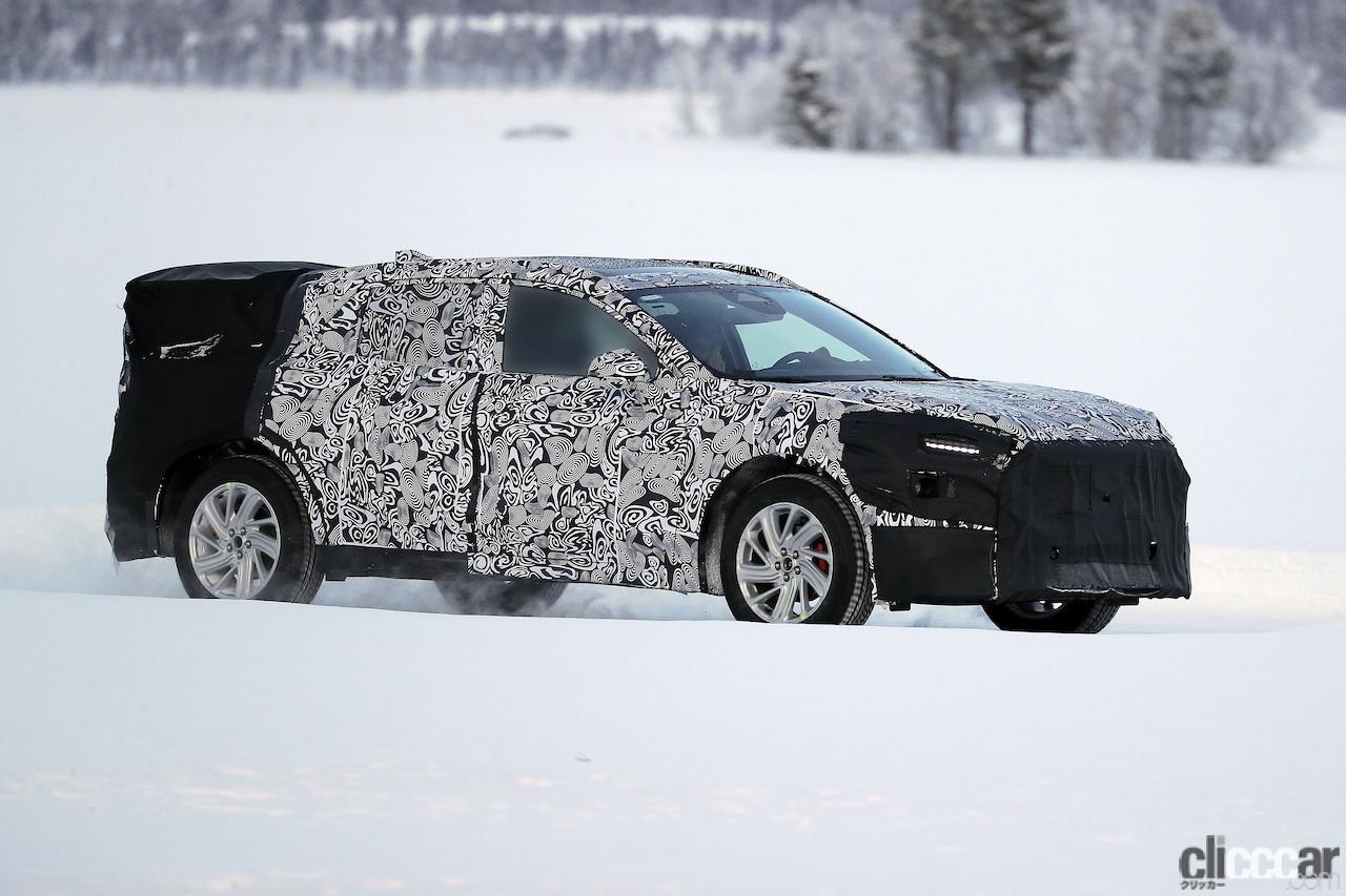 「目指せレガシィ アウトバック!? フォード モンデオ次期型、新クロスオーバーは「Evos」か?」の5枚目の画像