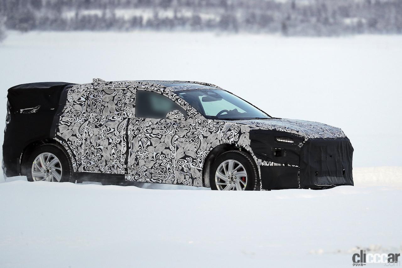 「目指せレガシィ アウトバック!? フォード モンデオ次期型、新クロスオーバーは「Evos」か?」の6枚目の画像