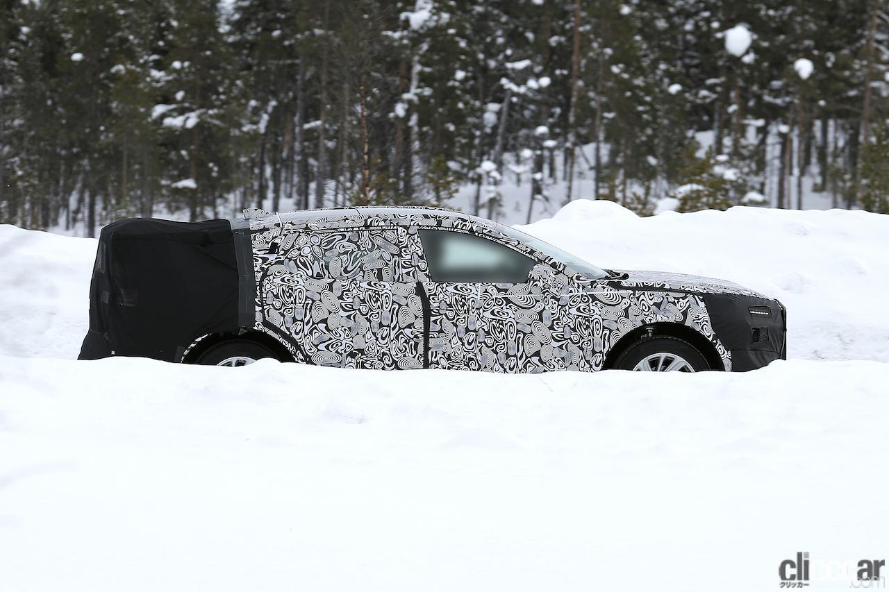 「目指せレガシィ アウトバック!? フォード モンデオ次期型、新クロスオーバーは「Evos」か?」の7枚目の画像