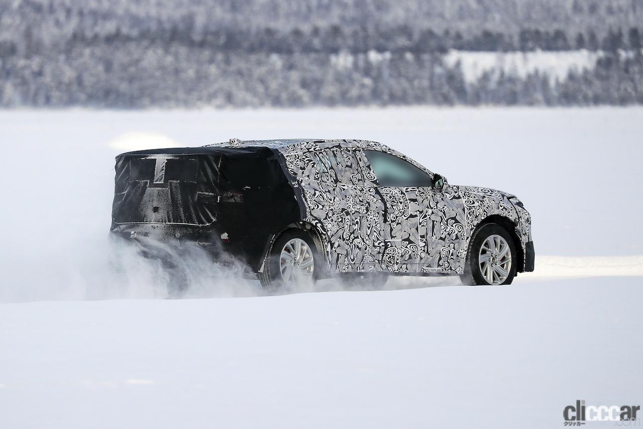 「目指せレガシィ アウトバック!? フォード モンデオ次期型、新クロスオーバーは「Evos」か?」の8枚目の画像