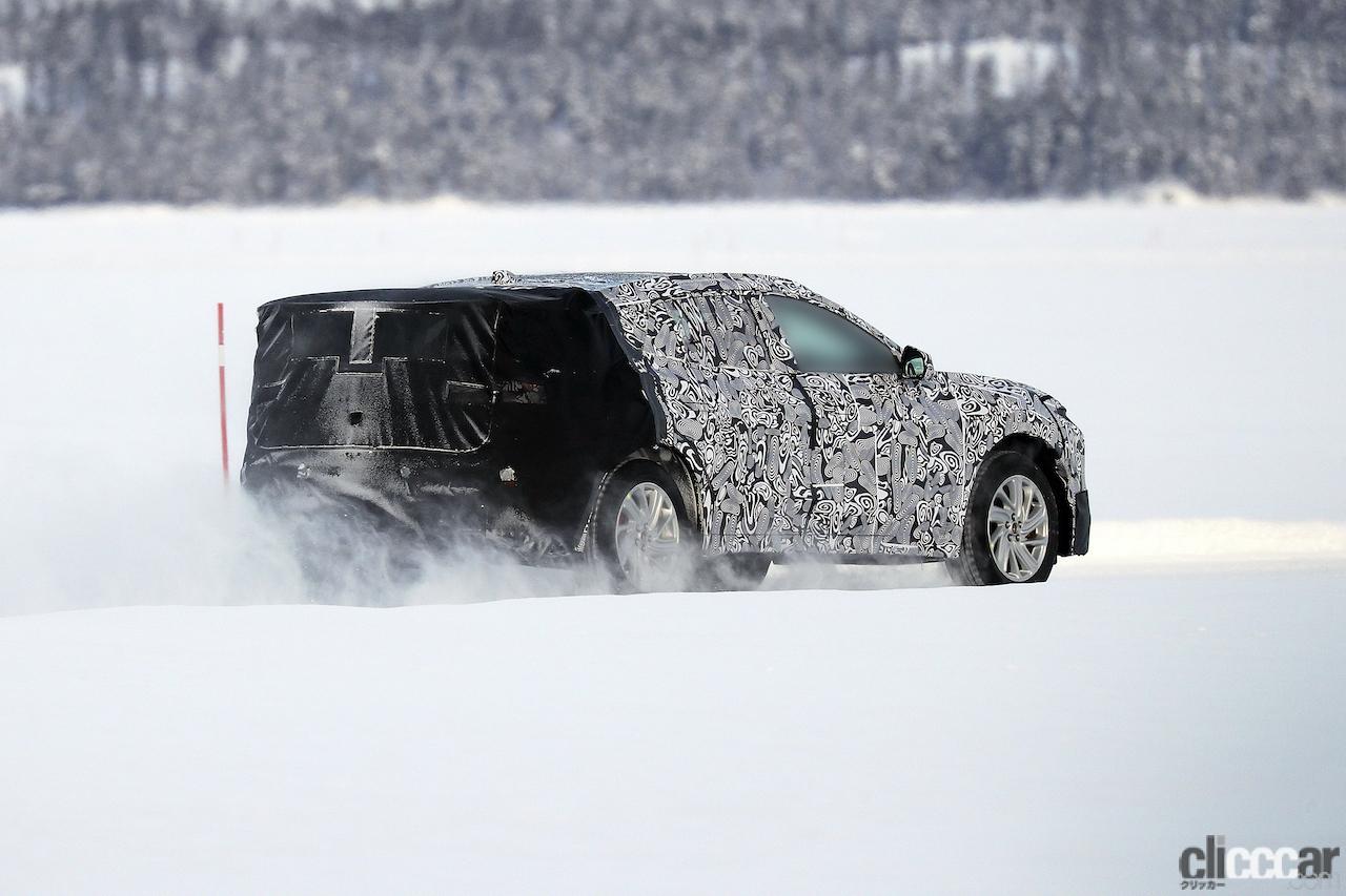 「目指せレガシィ アウトバック!? フォード モンデオ次期型、新クロスオーバーは「Evos」か?」の9枚目の画像